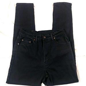 Vintage Jordache High Rise Mom Jeans 12 inch Rise